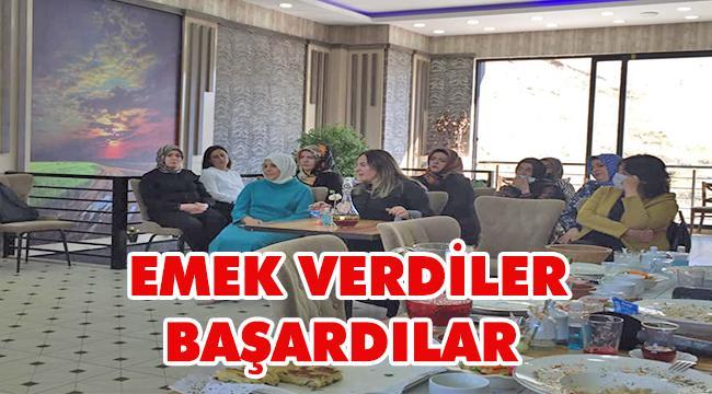 Kadama Erzurum Kadın Platformu Basın'la bir araya geldi