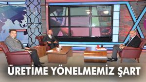 ETSO BAŞKANI YÜCELİK 'GÜNDEM ÖZEL' PROGRAMINA KATILDI