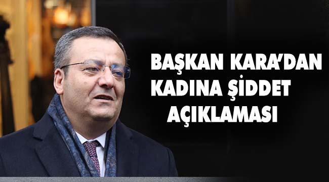GELECEK PARTİSİ İL BAŞKANI KARA'DAN BASIN AÇIKLAMASI