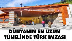 Hindistan'daki Atal Tüneli'nde Türk mühendislerin imzası var