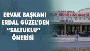 ŞEHİR HASTAHANESİNE