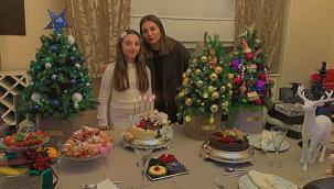 Evde yılbaşı kutlaması çiçek ve pastalara ilgiyi artırdı
