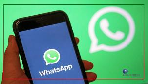 """KÜRESEL MESAJLAŞMA UYGULAMASININ ENİ """"WhatsApp"""""""