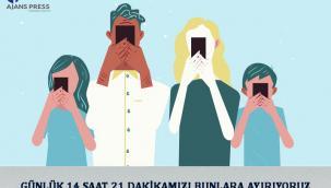 GÜNLÜK 14 SAAT 21 DAKİKAMIZI BUNLARA AYIRIYORUZ