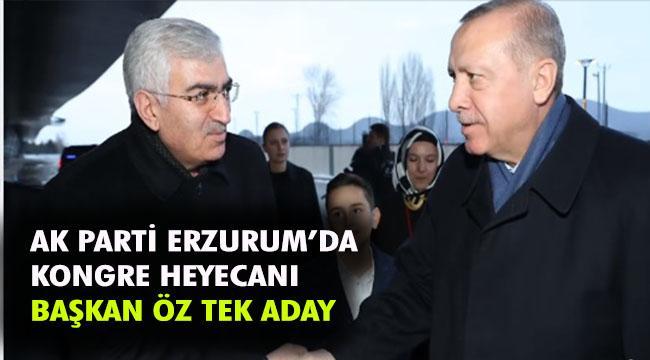 İşte AK Parti Erzurum il kongresinin tarihi !