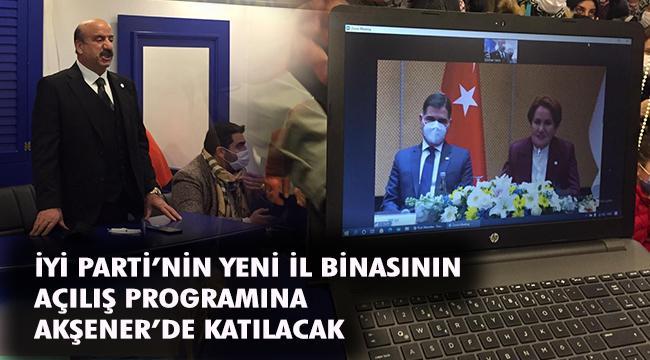 İYİ PARTİ'YE TOPLU KATILIM