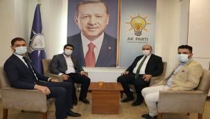 "Başkan Orhan'dan ""AK Gençlik"" tarifi"