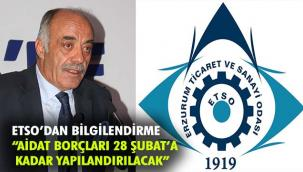 """MÜCBİR SEBEPTE ANA FAALİYET ALANI DİKKATE ALINACAK"""