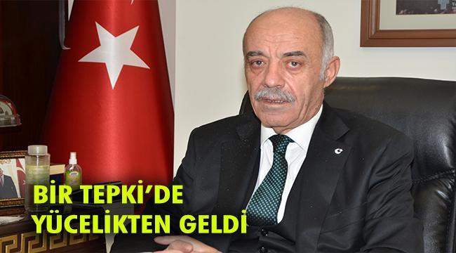 """""""TERÖR ÖRGÜTÜ KENDİ KANINDA BOĞULACAKTIR"""""""