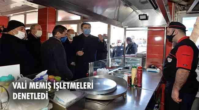 Erzurum'da 'Dinamik Denetim Süreci'