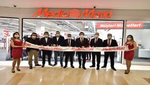 MediaMarkt mağaza sayısını 82'ye çıkardı