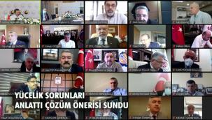"""""""PANDEMİ TEŞVİK VE DESTEKLERİ DEVAM ETMELİ"""""""
