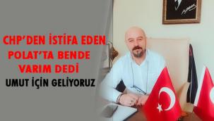 POLAT MEMLEKET HAREKETİNE KATILDI