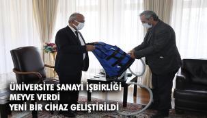 Atatürk Üniversitesi ve Hamle Mühendislik Üniversite-Sanayi İş Birliğini Geliştirmeye Devam Ediyor