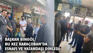 DEVA PARTİSİ'NDEN İLÇELERE ÇIKARMA