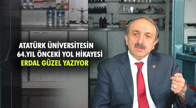 Atatürk Üniversitesi'nin geldiği nokta..
