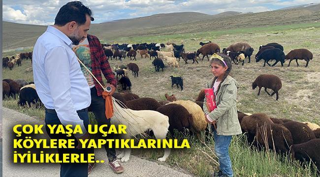 Başkan Uçar Çayırtepe Köyündeydi