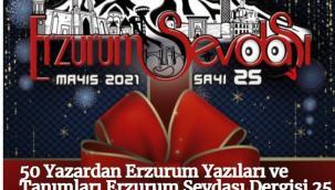 Erzurum Sevdası Dergisi 26. Sayısının hazırlıklarını yapıyor