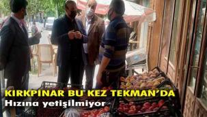 İYİ PARTİ İL TEŞKİLATI'NDAN TEKMAN ÇIKARMASI
