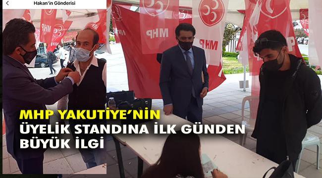 MHP'DE ÜYE SEFERBERLİĞİ