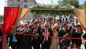 Türk Milli Kuvvetler Vakfı Güneydoğu Anadolu Bölge Başkanlığı ve Şırnak İl Başkanlığı açıldı