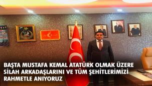 Başkan Demir'den 30 Ağustos Mesajı