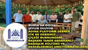 Bursa'da güzel şeyler oluyor