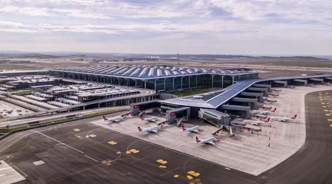 İstanbul Havalimanı, 'Dünyanın En İyi 10 Havalimanı' Sıralamasında İkinci Oldu