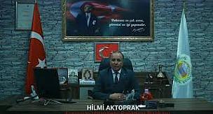 Başkan Aktoprak'tan 29 Ekim Cumhuriyet Bayramı açıklaması
