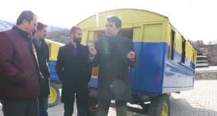 İspir Belediye Başkanı Ahmet Coşkun'dan ''Sözde Hurda'' açıklaması