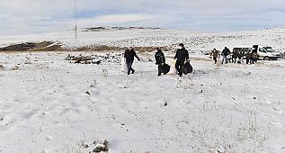 Yakutiye Belediyesi Gençlik Meclisi'nin gönüllü gençlerinden anlamlı etkinlik
